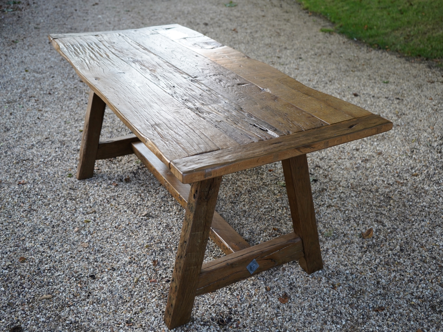 17th Century Oak Dining Table