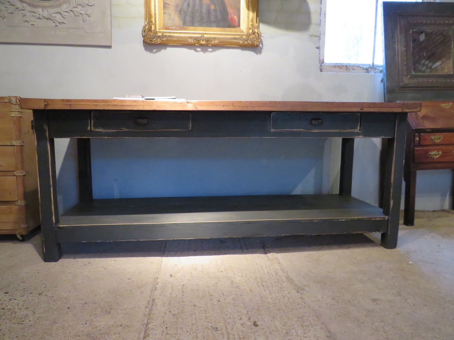 French Serving Sideboard