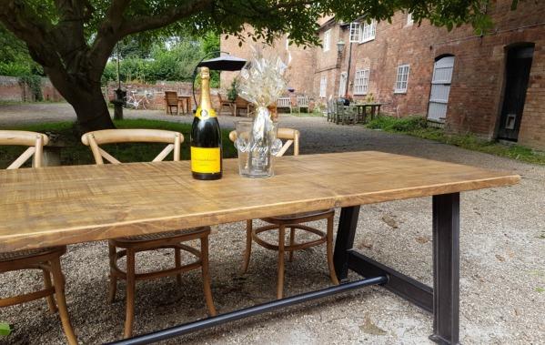 Tom Marsh Beautifully Made Rustic Vintage Bespoke Handmade Furniture