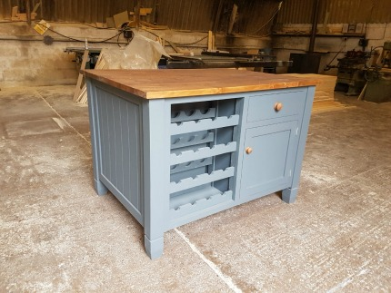 Handmade Bespoke Kitchen Islands - Any Design or Specification